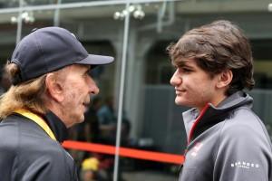 """""""Lass dich nicht täuschen"""": Emersons Rat für DTM-Rookie Pietro Fittipaldi"""