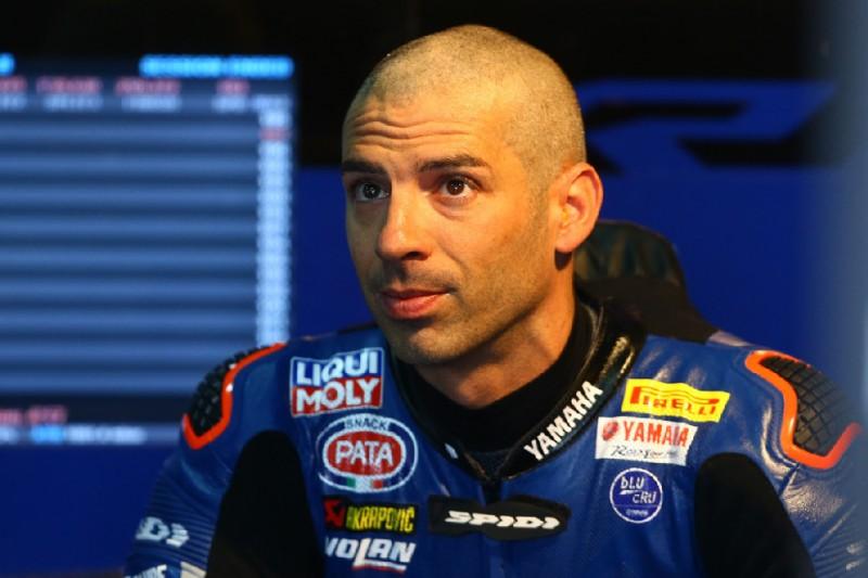 Marco Melandri bei Yamaha in der Krise: Neuer Tank soll die Probleme beheben