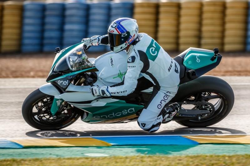 Test in Valencia bestätigt: Mitte Juni kehrt die MotoE auf die Strecke zurück