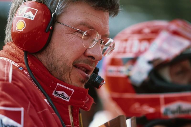 Ross Brawn über Ferrari-Jahre: Als er am Flughafen beschimpft wurde