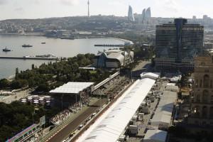 Formel-1-Wetter Baku 2019: Kein Regen, milde Temperaturen