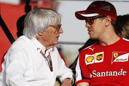 Bernie Ecclestone glaubt: Sebastian Vettel hört sofort auf, wenn ...
