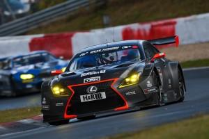 Lexus RC F GT3 kehrt bei VLN3 zurück