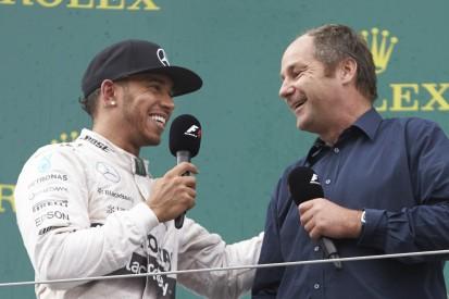 Gerhard Berger: Nur Lewis Hamilton auf einer Stufe mit Ayrton Senna