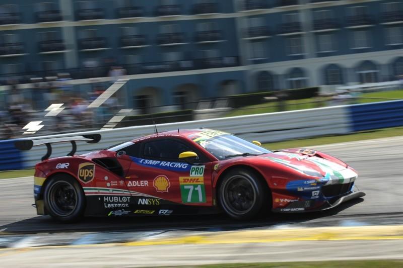 Acht km/h zu wenig: Ferrari-Piloten hadern mit Topspeed-Nachteil