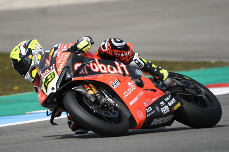 Privater Ducati-Test in Imola: Alvaro Bautista überlässt nichts dem Zufall