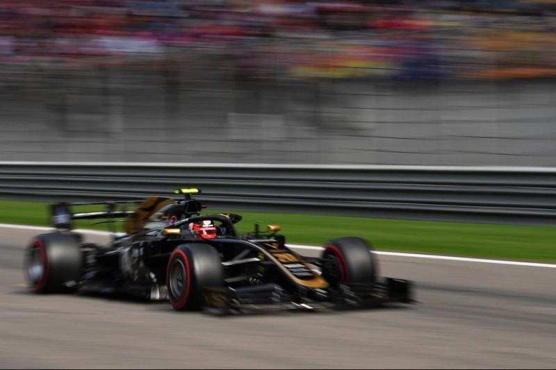 """Haas-Teamchef Steiner: """"Baku könnte schwierige Strecke für uns werden"""""""
