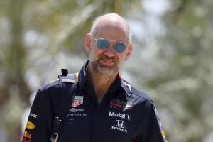 """""""Fühle mich sehr wohl"""": Adrian Newey will Red Bull nicht verlassen"""