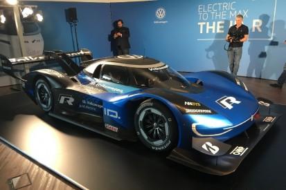 Rekordjäger auf der Nordschleife: Volkswagen zeigt den ID.R 2019