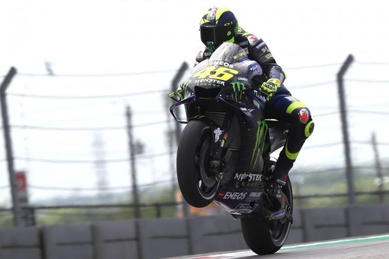 """Schwäche im Qualifying: Warum Valentino Rossi ein """"Sonntagsfahrer"""" ist"""