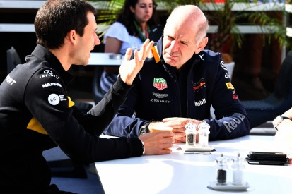 Newey gesteht: Red Bull hat Renault ganz bewusst provoziert