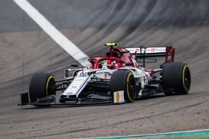 Erste Gridstrafe der Formel-1-Saison: Zehn Strafplätze für Antonio Giovinazzi