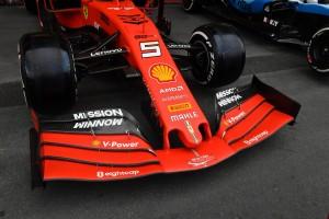 """Ferrari-Updates in Baku: Im Windkanal """"klarer Schritt nach vorn"""""""