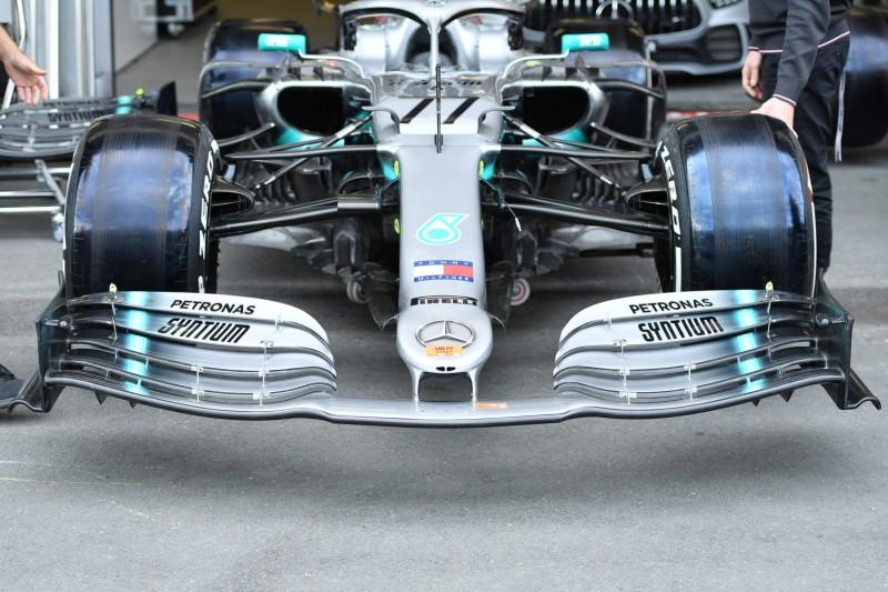 Mercedes in Baku ohne Update: Stärke in langsamen Kurven ausspielen