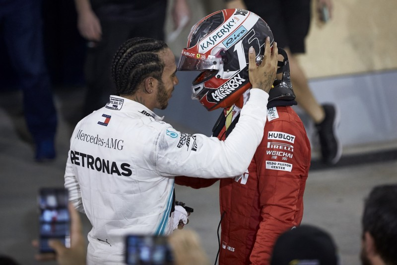 Lewis Hamilton: Charles Leclerc erinnert mich an mich selbst 2007