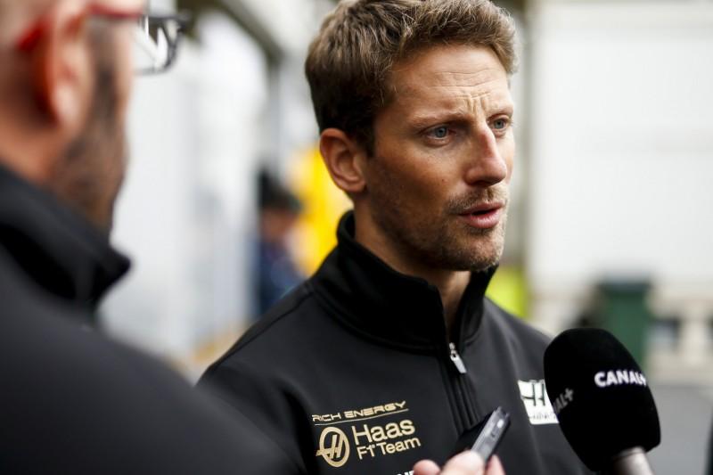 """Grosjean: 2019 trotz ähnlich schlechtem Start """"ganz anders"""" als 2018"""