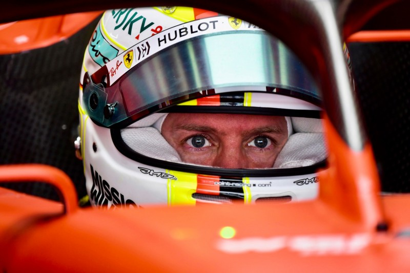 So erklärt Sebastian Vettel seinen Quali-Funkspruch in China