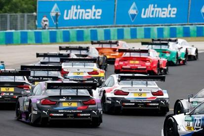 Runden statt Minuten: DTM ändert Rennformat und Markenwertung