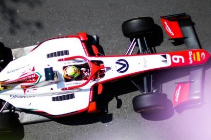 Formel 2 Baku: Pole für Matsushita - Mick Schumacher bester Rookie