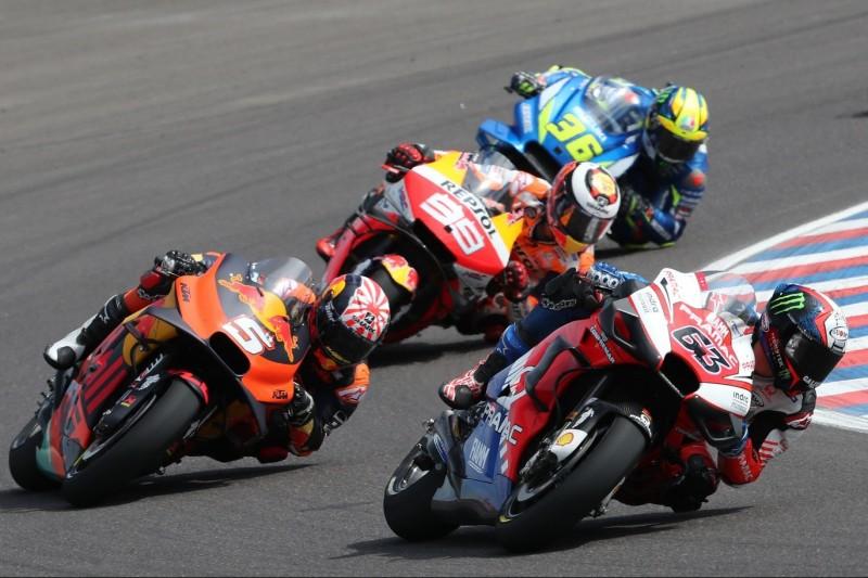Pecco Bagnaia erklärt: Wie schwierig es ist, anderen MotoGP-Bikes zu folgen