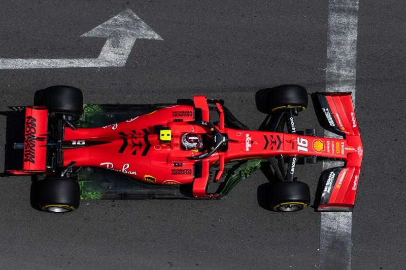 Formel 1 Baku 2019: Ferrari gibt den Ton an - Stroll und Kwjat crashen!