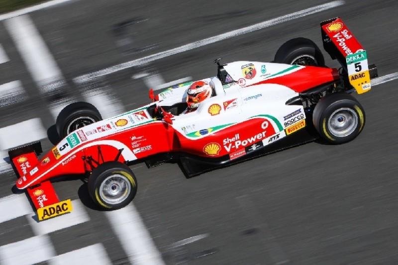 Formel 4 Oschersleben: Pole-Positions für Petecof und Hauger