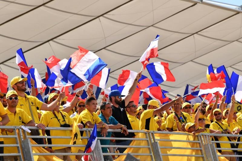 Gelingt Frankreich der Heimsieg in Le Castellet?