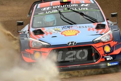 WRC Rallye Argentinien: Tänaks Problem bringt Neuville in Führung
