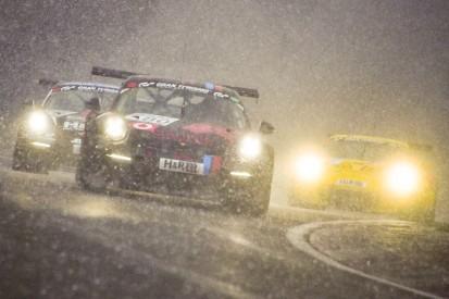 Wetter VLN3: Nasskalt, aber immerhin kein Schnee...