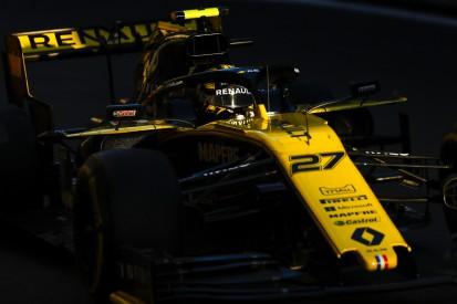 Renault: Mit Set-up verirrt, Probleme mit den Reifen