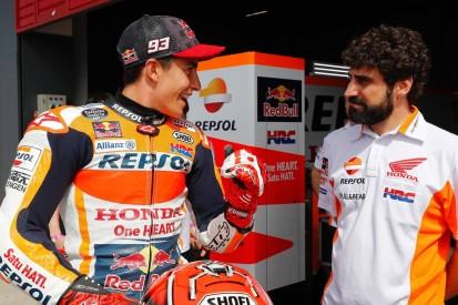 Santi Hernandez: Warum sich der Marquez-Crew-Chief nie Starts ansieht