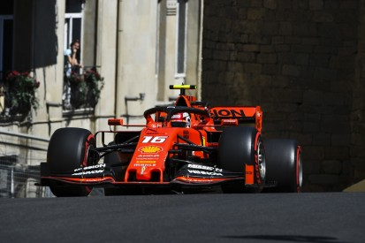 Formel-1-Training Baku: Charles Leclerc auf Pole-Kurs
