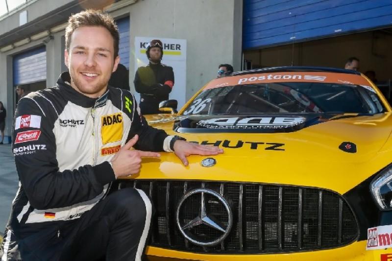 GT-Masters: Mercedes-AMG holt erste Pole der Saison