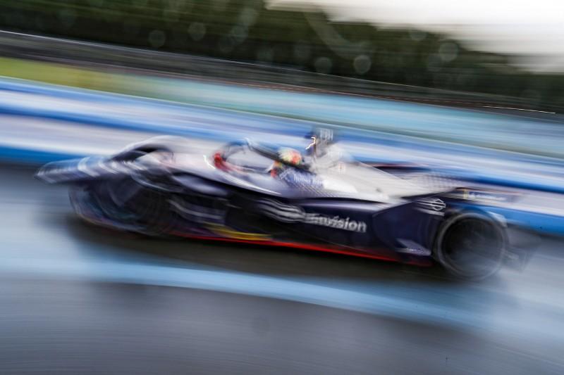 Formel E Paris: Robin Frijns triumphiert im französischen Wetterchaos