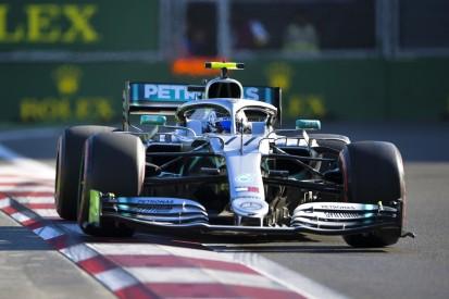 Formel-1-Qualifying Baku: Bottas nach Leclerc-Unfall auf Pole