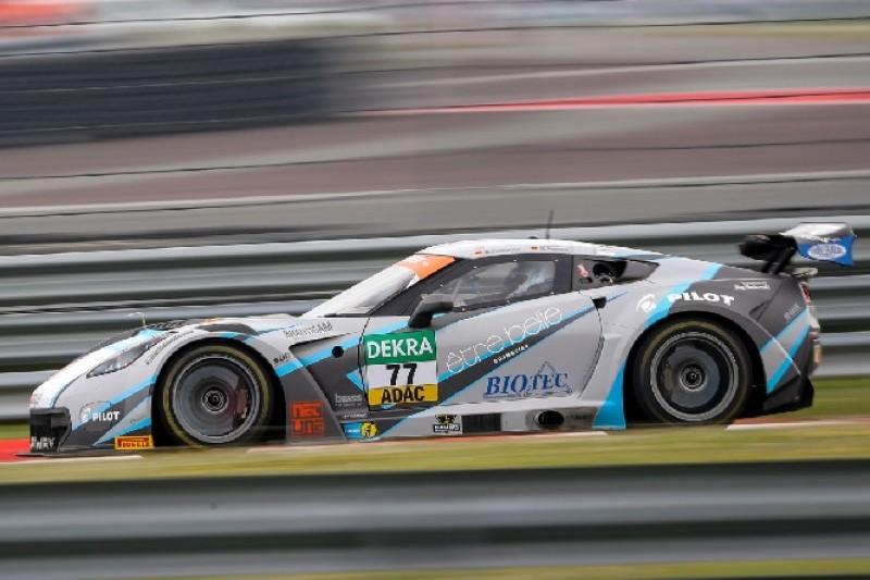 GT-Masters: Corvette-Duo Pommer und Kirchhöfer gewinnt Saisonauftakt