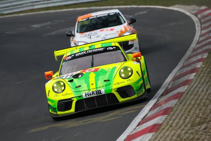 """Strafe für """"Grello"""": Manthey-Racing verliert VLN-Dreifachsieg"""