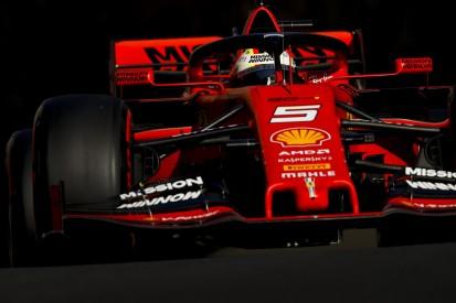 Vettel startet in Baku von P3: Beinahe wäre auch er in der Mauer gelandet