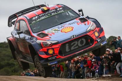 WRC Rallye Argentinien: Thierry Neuville weit in Front - Desaster für Ott Tänak