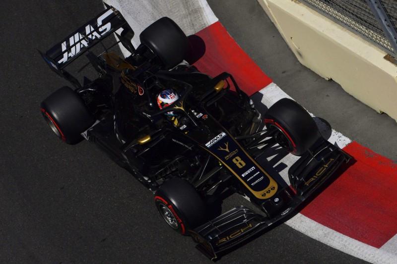 """Romain Grosjean: Abstand auf Q2 ist """"schockierend"""""""