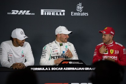 """""""We're going for the dummy"""": Mercedes-Trick in Q3 in Baku"""