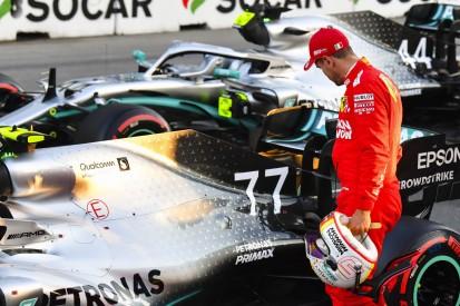 Fallende Temperaturen der Schlüssel zur Mercedes-Pole
