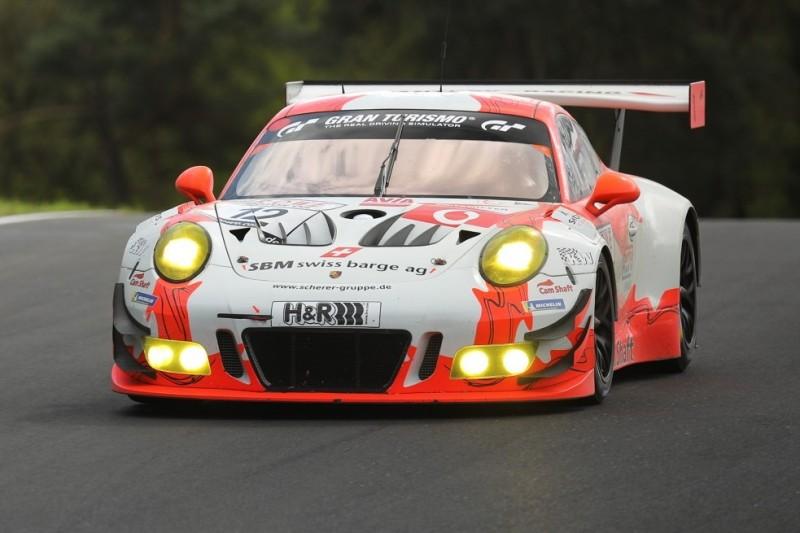 Vier Stunden allein: Porsche-Junior Olsen fährt den Stint seines Lebens