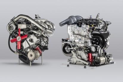 Der neue BMW-DTM-Motor im Vergleich mit seinem Ur-Vater von 1969