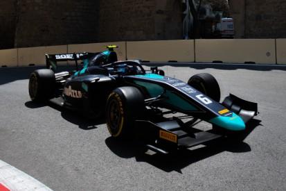 Formel 2 Baku: Latifi siegt - Schumacher mit starker Aufholjagd