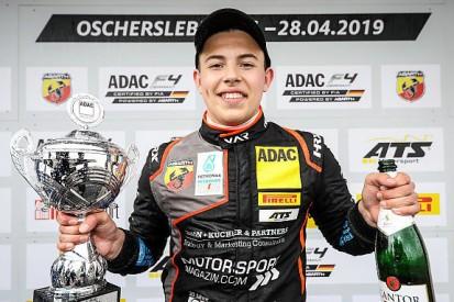 Formel 4 Oschersleben: Krütten siegt - Leclerc mit erstem Podestplatz