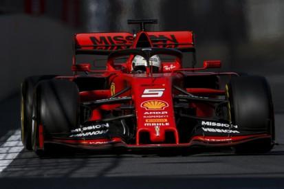 Vettel mit Schadensbegrenzung: Reifendebakel in Baku