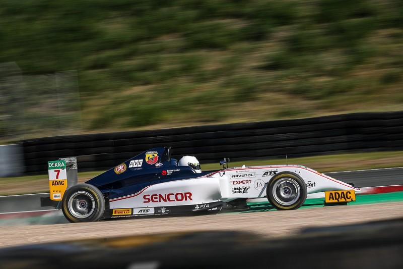 Formel 4 Oschersleben: Stanek siegt und übernimmt Tabellenführung