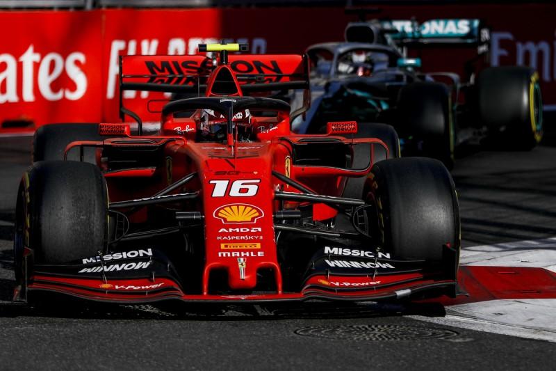"""Leclerc mit Strategie unglücklich: """"Hätte positives Rennen werden können"""""""
