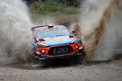 WRC: Thierry Neuville gewinnt Rallye Argentinien souverän